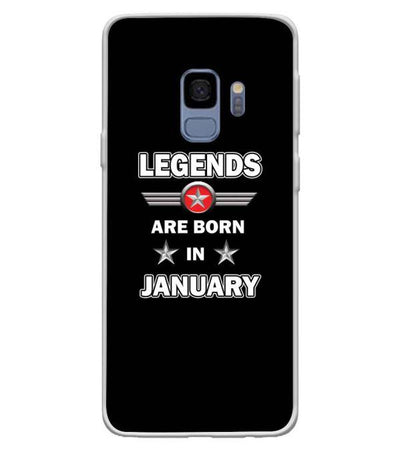 Legends Customised Back Cover for Samsung Galaxy S9-Image3