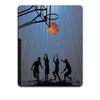 Let's Play Basketball Mouse Pad