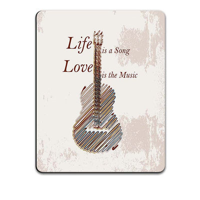 Life is a Song Mouse Pad