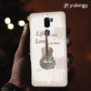 Life is a Song Back Cover for Coolpad Cool 1-Image2