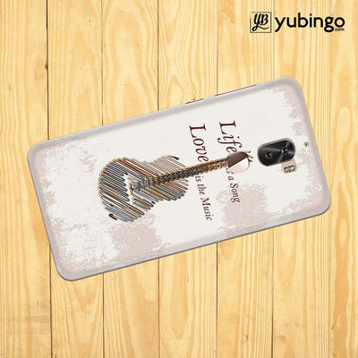 Life is a Song Back Cover for Coolpad Cool 1-Image3