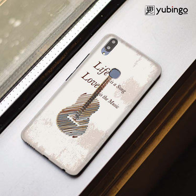 Life is a Song Back Cover for Vivo X21-Image3