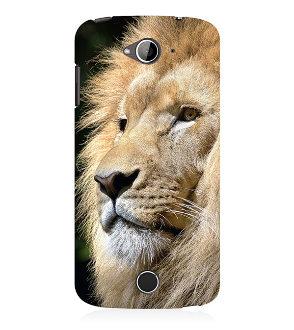 Lion Back Cover for Acer Liquid Zade 530