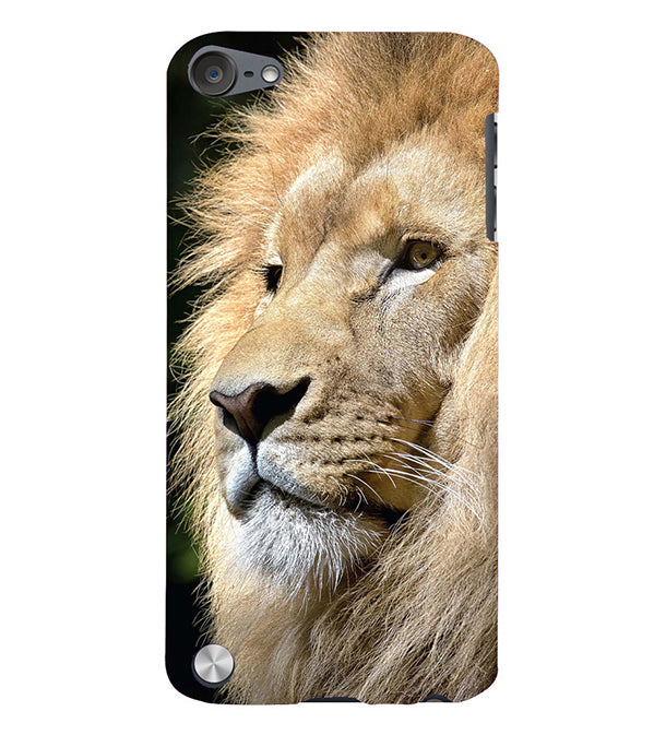 Lion Back Cover for Apple iPod Touch 5