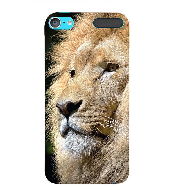 Lion Back Cover for Apple iPod Touch 6