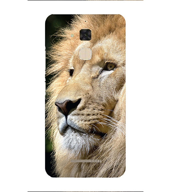 Lion Back Cover for Asus Zenfone 3 Max ZC520TL
