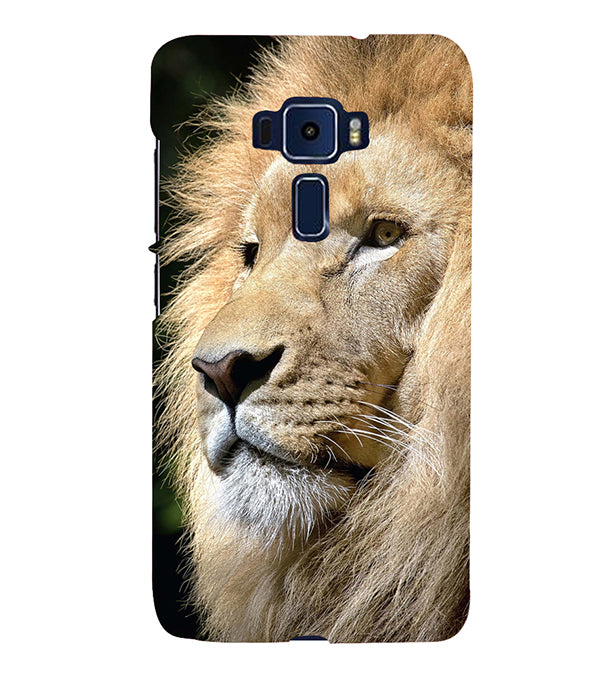 Lion Back Cover for Asus Zenfone 3 ZE520KL