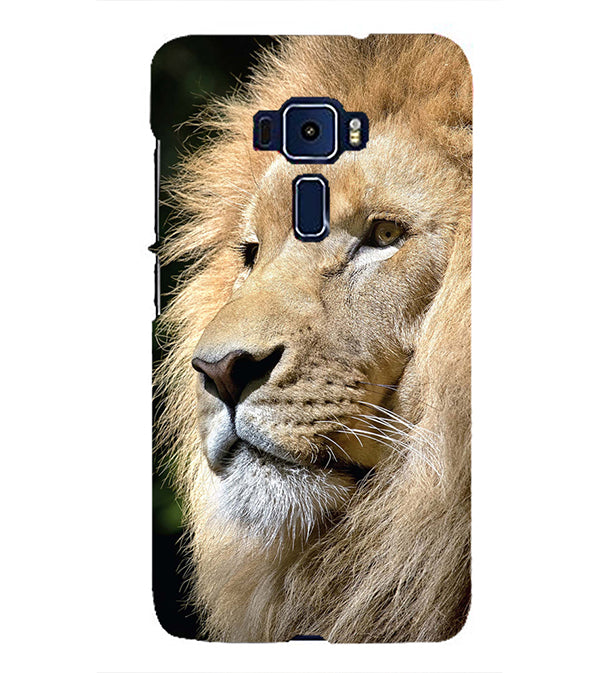 Lion Back Cover for Asus Zenfone 3 ZE552KL