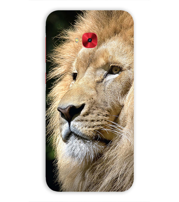 Lion Back Cover for Asus Zenfone 4 Selfie Pro ZD552KL