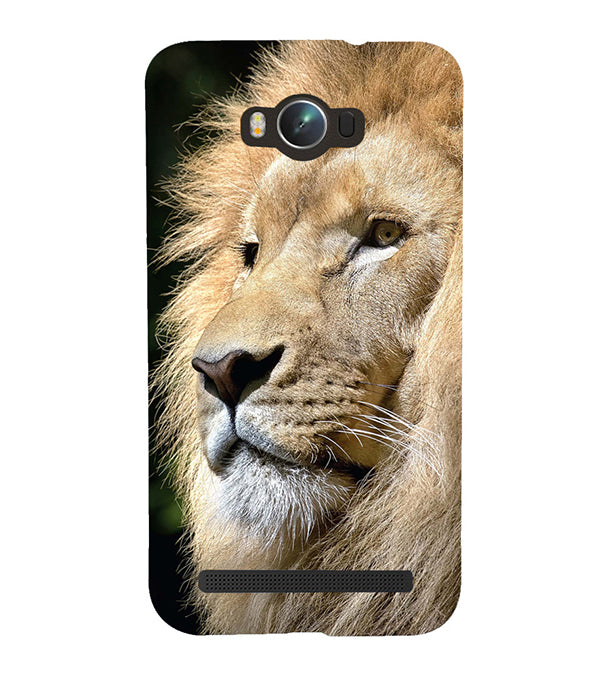 Lion Back Cover for Asus Zenfone Max ZC550KL