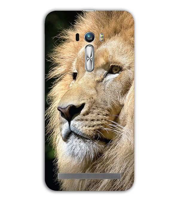 Lion Back Cover for Asus Zenfone Selfie
