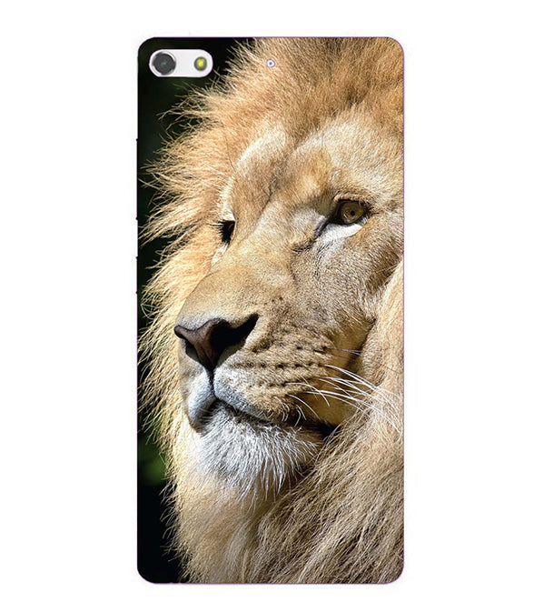 Lion Back Cover for Gionee Elife S7