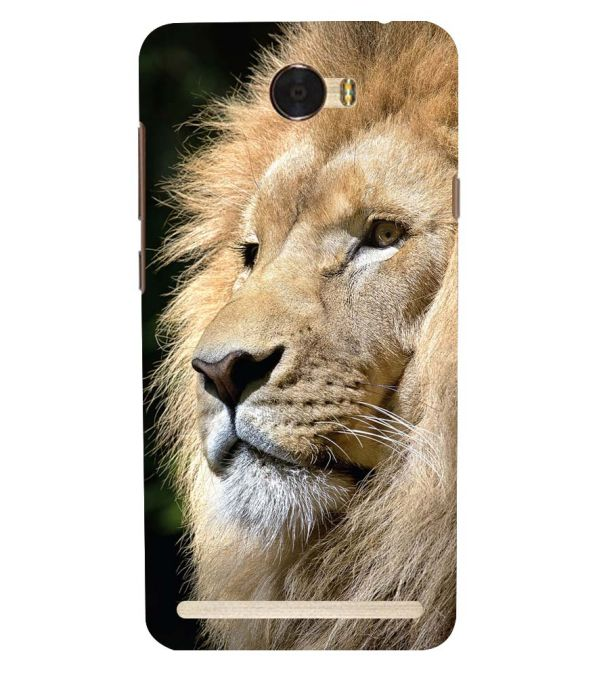 Lion Back Cover for Huawei Honor Bee 2 :: Huawei Y3 2