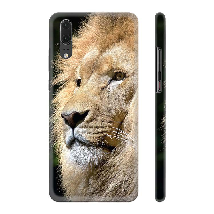 Lion Back Cover for Huawei P20