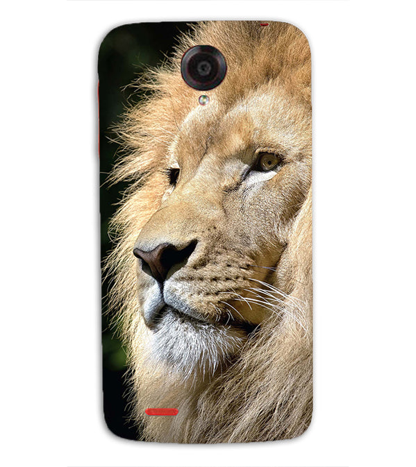Lion Back Cover for Lenovo S820