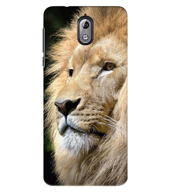 Lion Back Cover for Nokia 3.1 (2018)