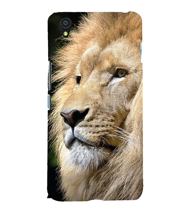 Lion Back Cover for OnePlus X