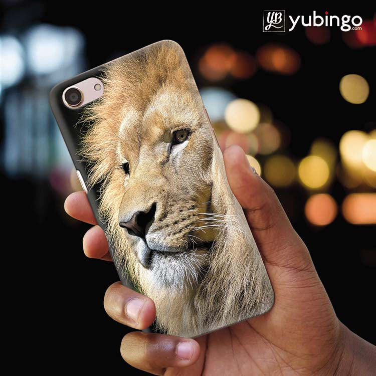 Lion Back Cover for Oppo A83