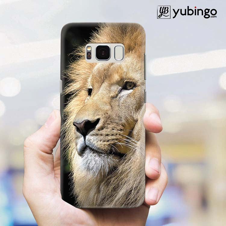 Lion Back Cover for Samsung Galaxy S8 Plus