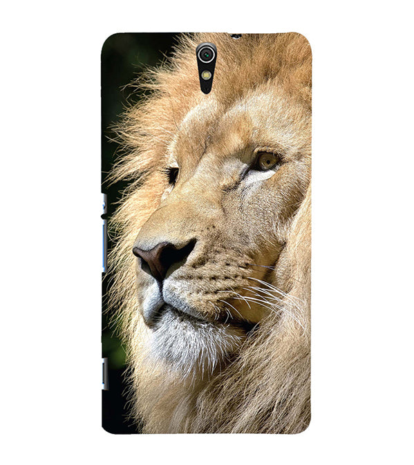 Lion Back Cover for Sony Xperia C5
