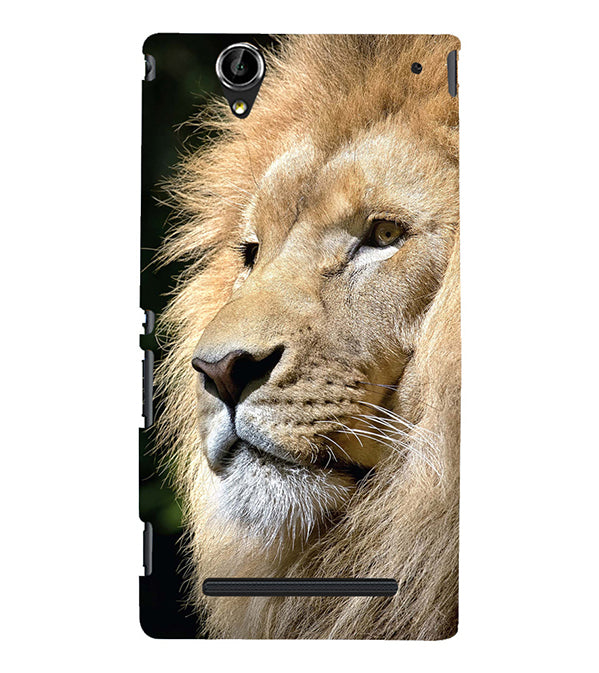 Lion Back Cover for Sony Xperia T2