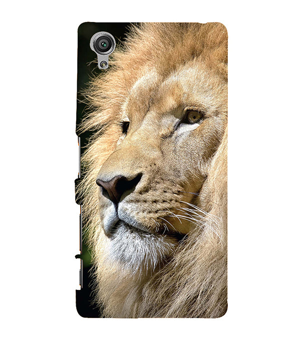 Lion Back Cover for Sony Xperia X