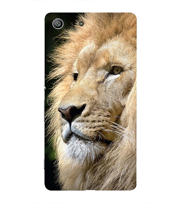 Lion Back Cover for Sony Xperia Z3 Compact