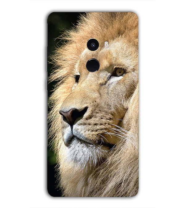 Lion Back Cover for Xiaomi Mix 2
