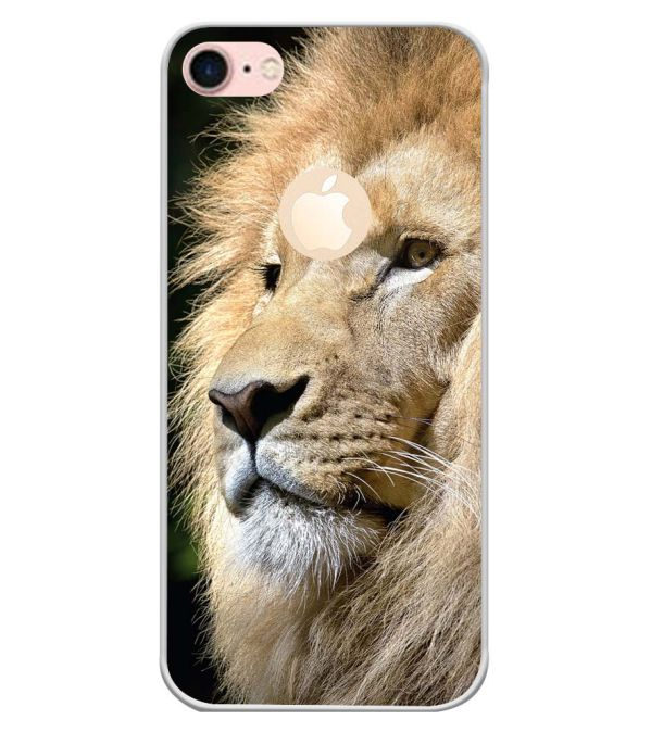 Lion Back Cover for Apple iPhone 7 (Logo)-Image3