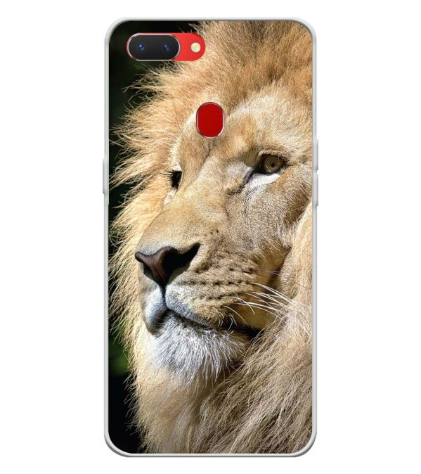 Lion Back Cover for Oppo Realme 2-Image3