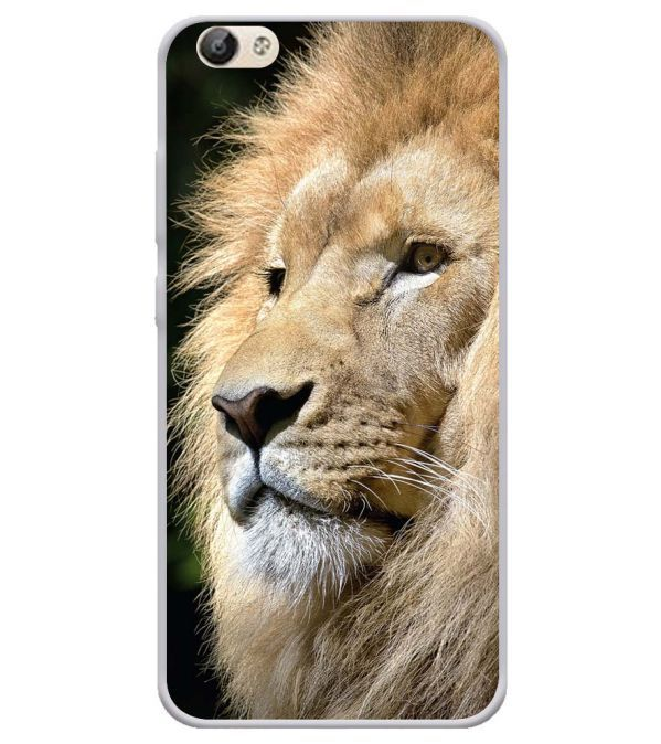 Lion Soft Silicone Back Cover for Vivo Y66