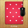Little Hearts Mouse Pad-Image2