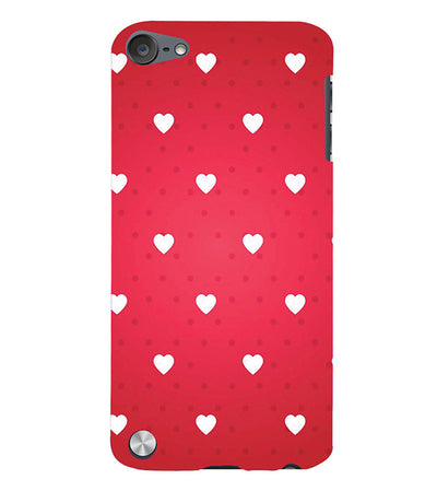 Little Hearts Back Cover for Apple iPod Touch 5