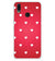Little Hearts Soft Silicone Back Cover for Vivo X21