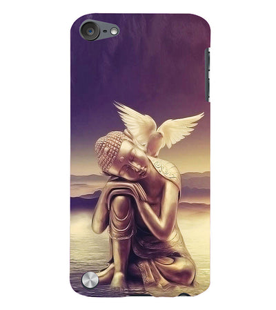 Lord Buddha Back Cover for Apple iPod Touch 5