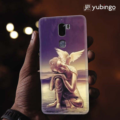 Lord Buddha Back Cover for Coolpad Cool 1-Image2
