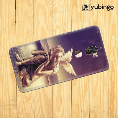 Lord Buddha Back Cover for Coolpad Cool 1-Image3