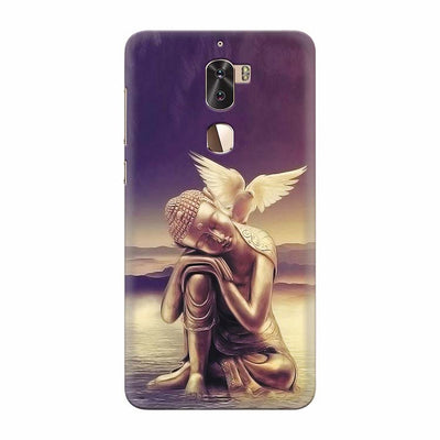 Lord Buddha Back Cover for Coolpad Cool 1