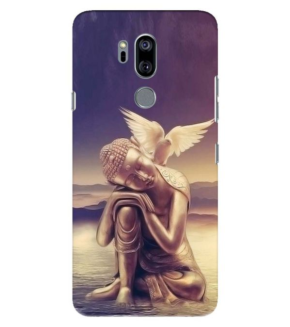 Lord Buddha Back Cover for LG G7