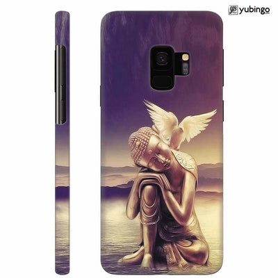 Lord Buddha Back Cover for Samsung Galaxy S9