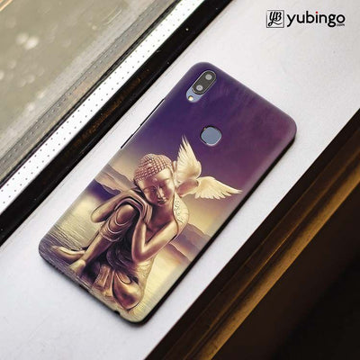Lord Buddha Back Cover for Vivo X21-Image3