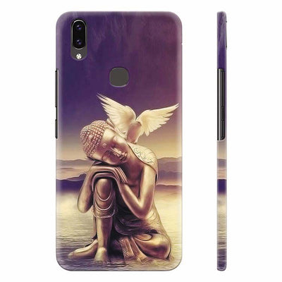 Lord Buddha Back Cover for Vivo X21