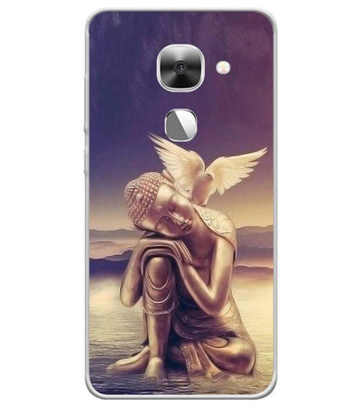Lord Buddha Back Cover for LeEco Le 2s