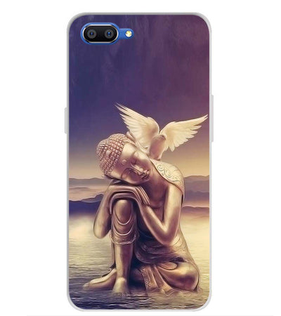 Lord Buddha Back Cover for Realme C1 (2019)-Image3