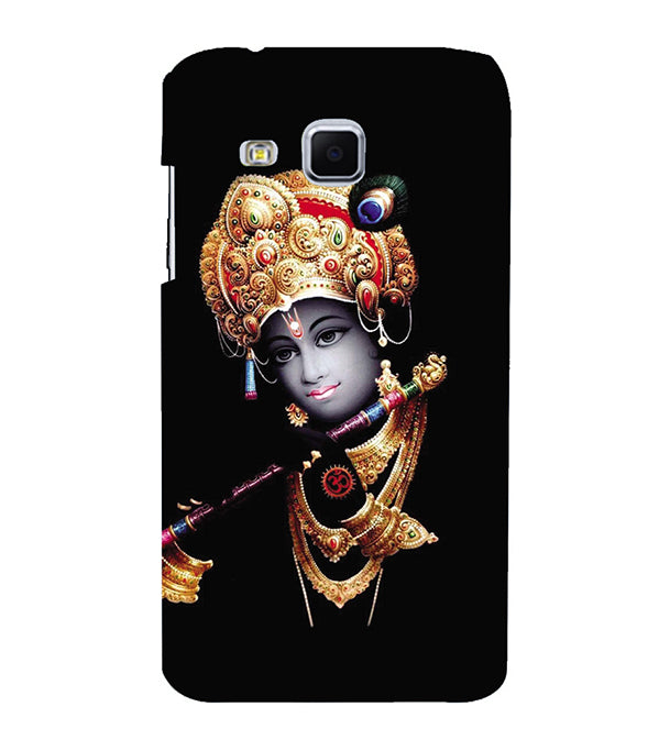 Lord Krishna Back Cover for Samsung Galaxy J3
