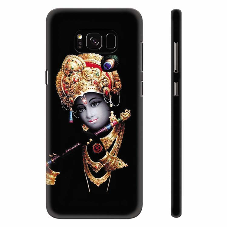 Lord Krishna Back Cover for Samsung Galaxy S8