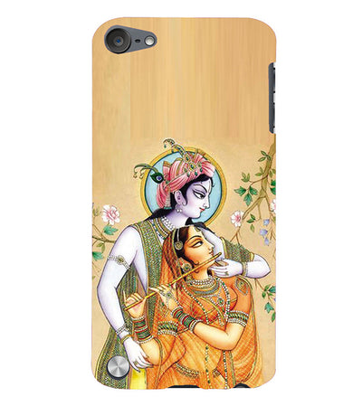 Lord Krishna with Radha Back Cover for Apple iPod Touch 5