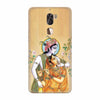 Lord Krishna with Radha Back Cover for Coolpad Cool 1