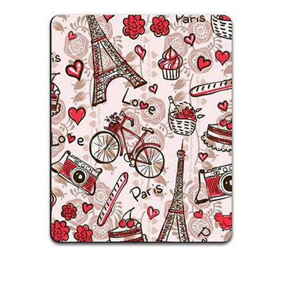Love In Paris Mouse Pad