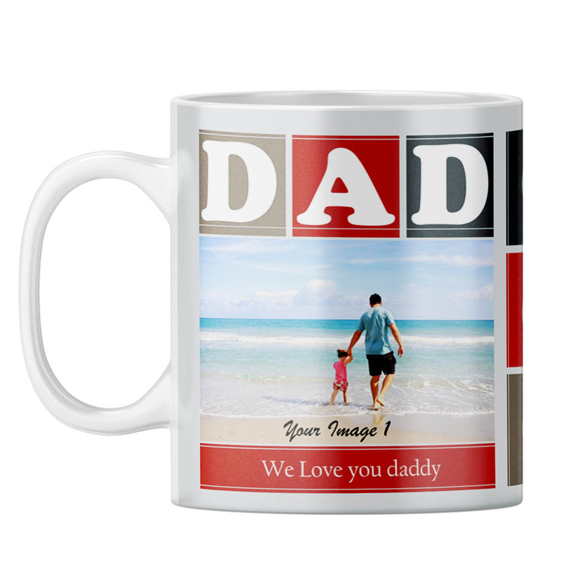 Love Dad Coffee Mug